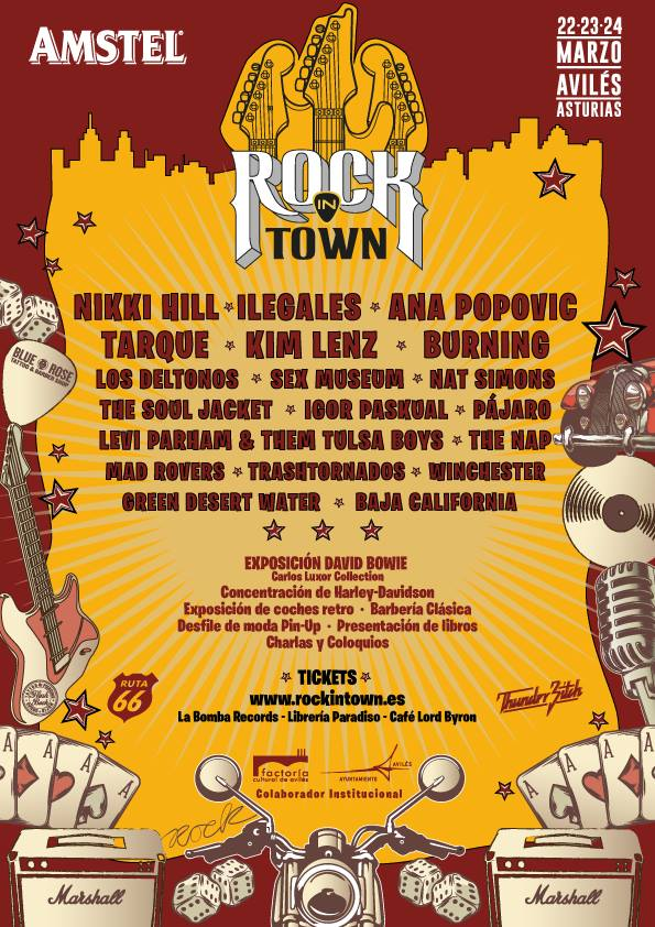 Rock In Town
