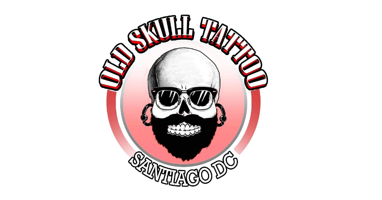 Old Skull Tattoo. Santiago de Compostela